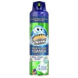 Scrubbing Bubbles Shower Foamer 20-Oz.