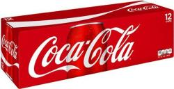 Buy 1, Get 2nd Free Coca-Cola Products 12-Pk. Select Items