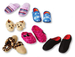 Buy 1, Get 50% off 2nd Slippers