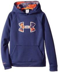Under Armour Boys' Storm AF Printed Big Logo Hoody