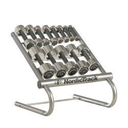 Nordic Track Dumbbell Rack