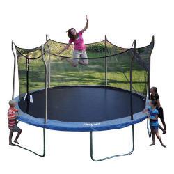 Propel 14-Ft. Trampoline w/ Fun-Ring Enclosure