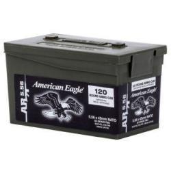 Federal Ammunition American Eagle M193 5.56 120-Rd. Ammo Can