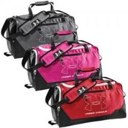 Under Armour Duffle Bags or Sackpacks for $14.99 - $99.99