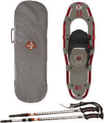 Yukon Charlie & Expedition Snowshoes