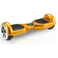 WORRYFREE SMART SELF BALANCING SCOOTER - GOLD