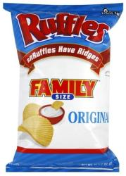 Ruffles Family Size Chips
