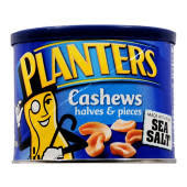 Planters 8- to 12-Oz. Mixed Nuts or Cashew Halves & Pieces
