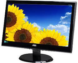 "AOC 20"" LED LCD Display"