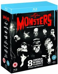Universal Monsters: Collection on Blu-ray for $17