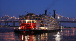 Mississippi Jazz Cruise w/ Dinner in NOLA for $75
