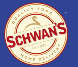 Schwan's coupon: 50% off first order