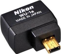 Refurb Nikon WU-1a Wireless Mobile Adapter for $18