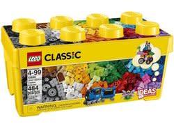 LEGO Classic Medium Creative Brick Box $21
