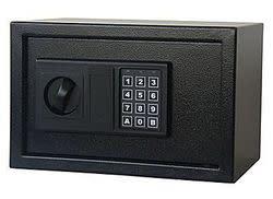 Stalwart Electronic Digital Steel Safe for $30
