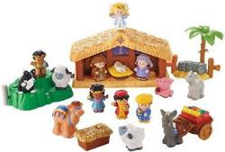 Fisher-Price Little People Nativity Set for $20