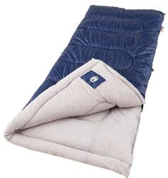 Coleman Brazos Cold-Weather Sleeping Bag for $16