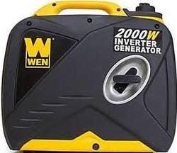 WEN 1,600W 4-Stroke Portable Gas Generator $380
