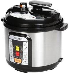 Tayama 5-Liter 5-in-1 Pressure Cooker for $42