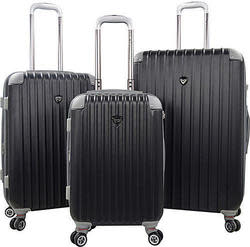Travelers Chicago 2.0 3pc Hardside Luggage $123