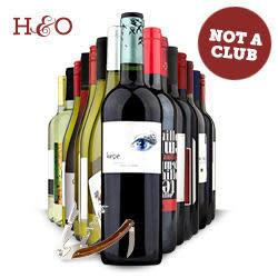 Heartwood & Oak 15-Bottle Wine Case