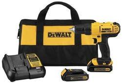Refurb DeWalt 20V Cordless Drill / Driver Kit $72