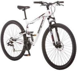 "Mongoose Men's Ledge 3.5 29"" Mountain Bike"
