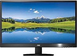 "AOC 24"" 1080p LED LCD Display"
