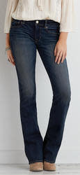 AEO Jeans: Buy 1, get 2nd 50% off