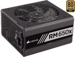 Corsair RMx 650W 80 Plus Gold ATX PSU