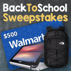 Win a $500 Walmart Gift Card and More in Our Latest Sweepstakes!