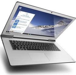"""Lenovo Skylake i7 2.6GHz 17"""" 1080p Laptop for $931"""