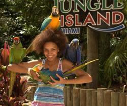 Ticket to Jungle Island in Miami, FL: $14 off