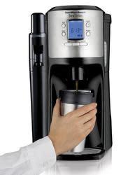 Hamilton Beach BrewStation Coffee Maker for $20