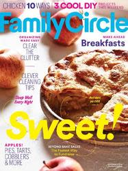 Family Circle Magazine 1-Year Sub for free