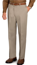 Jos. A. Bank Men's Pleated Tailored Fit Pants $18