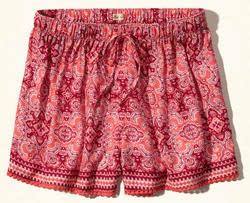 Hollister Girls' Edged Drapey Shorts for $14