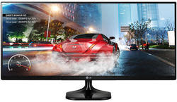 """LG 34"""" 21:9 Ultra-Wide IPS LED Gaming Display $300"""