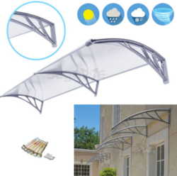 "40"" x 80"" Window/Door Awning for $59"