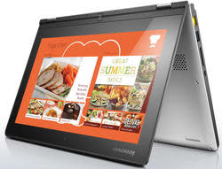 "Lenovo Yoga 2 Intel Quad 12"" Touch Laptop for $300"