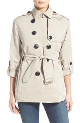 Burberry Brit Women's Knightsdale Trench Coat $529