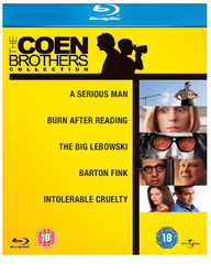 The Coen Brothers Collection on Blu-ray for $12
